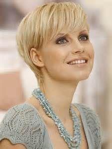 Frisur Kurz Frau Blond Hairstyles Pinterest Short Hair Styles