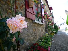 El paseo por las calles de Piriac-sur-Mer te enamorará
