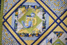 Cozy Afternoon Block Detail