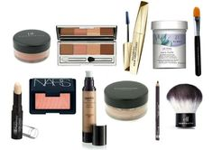 beauty essentials.