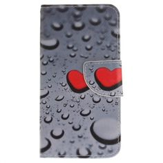 Housse Huawei P8 Lite 2017 Red Hearts