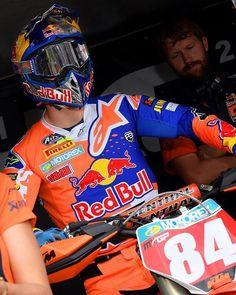 Herlings ja Alpinestars : @Jeffrey_Herlings84 #MXGPAsia #MXGP #AlpinestarsProtects #motocross #KTM #repost