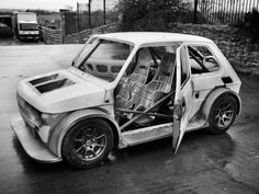 fiat 126. heavily modded.
