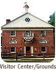 Visitor's Center - Landis Valley Museum - Pennsylvania German Heritage - Lancaster, PA