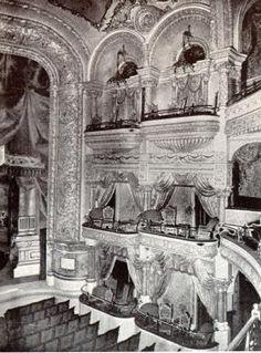 Keith's New Theatre, Boston 1894  Vaudeville, A History