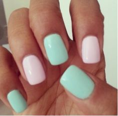 Colorful Nails.:)