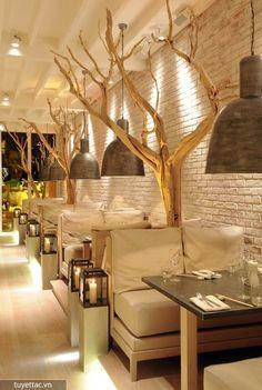 Australasia Bar & Restaurant at Manchester UK Nice but being Australian I thought it wasn't very Australian :-/