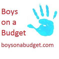 Boys On a Budget - the blog for living on a budget  www.boysonabudget.com