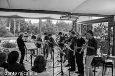 La Big Band in bianco e nero