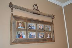 Singletree Barnwood Picture Frame These beautiful Singletree Barnwood Picture Frames are made to ord Barn Wood Picture Frames, Unique Picture Frames, Picture Frame Crafts, Picture On Wood, Wooden Frames, Door Picture Frame, Country Picture Frames, Antique Window Frames, Antique Windows