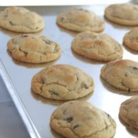 secrets to...The Perfect Chocolate Chip Cookie