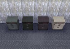 Enure Sims: ts2-ts4 Castaway Stories Military Set