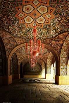 Golestan Palace,Tehran,Iran