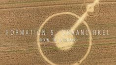 Graancirkel Formatie 5 - Hoeven, The Netherlands - DJI Phantom 4