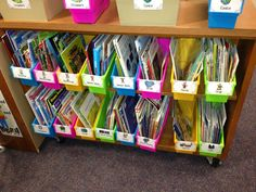 Wordless Wednesday: Classroom Library