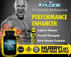 T-90 Explode is a tested male supplement brand that is available in the market via an official website. #Performance #Muscles #Power