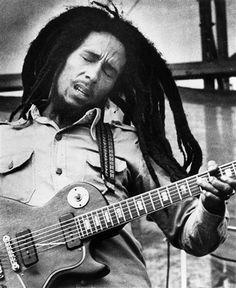 ♥ Bob Marley