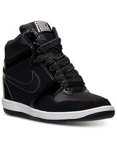 Nike Women's Force Sky High Casual Sneakers from Finish Line