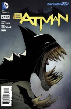 Batman: Zero Year: Scott Snyder talks Riddler, previews 28