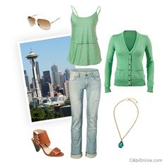 #CAbi – Find summer outfit and style inspiration in our blog! #cabiclothing #summer #style #travel