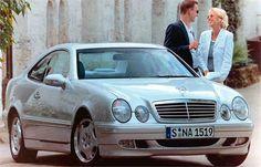 Mercedes-Benz CLK-class coupe (C208 series)