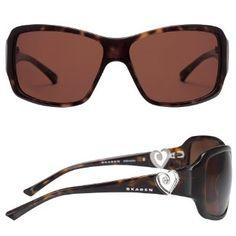 62e93ec219fe Skagen Tortoise Square Sunglasses S049-AODG Skagen.  75.00