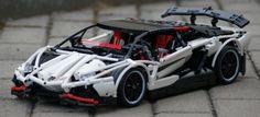 Lego Technic Lamborghini Aventador Supercar