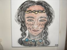 femme de tribu