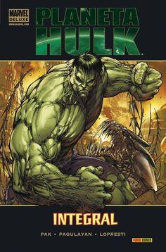 Marvel Deluxe. Planeta Hulk