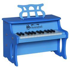 Schoenhut 25 Key Two Toned Digital Table Top Piano