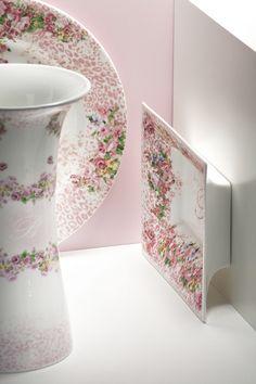 Rosebud • Art de la Table - Blumarine Home Collection