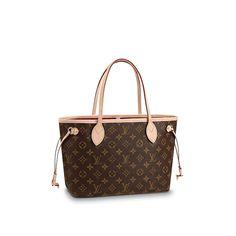 6eb33c0c98 View 1 - Women - Neverfull PM Monogram Canvas Women Handbags Top Handles