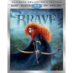 Brave (Five-Disc Ultimate Collector's Edition: Blu-ray 3D / Blu-ray / DVD + Digital Copy) (2012): Disclosure affiliate link $32.98 & this item ships for FREE with Super Saver Shipping.