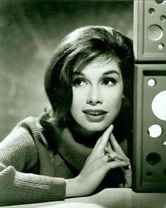 "Mary Tyler Moore as Laura Petrie on ""The Dick van Dyke Show"""