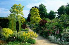 Parham House and Gardens, England