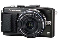 Olympus PEN E PL5 Black 16.1 MP 3.0 inch 460K Touch LCD Camera OLYMPUS PEN DIGITAL CAMERAS  Exclusive Savings at ITFactory.ca