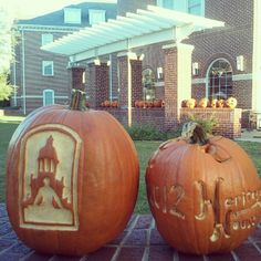 Halloween at Baylor! WILL MADE IT TO PINTEREST! :P