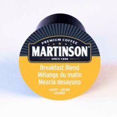 Martinson Breakfast Blend 24ct -- $13.20