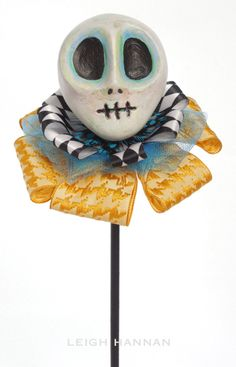 surprise dad this father's day with a skelly! this jester is named roscoe and would love to meet your dad :) available here: www.etsy.com/shop/skellychic