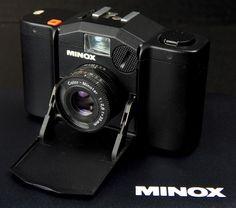 Vintage Minox 35 GL 35mm Film Camera Excellent Condition #MINOX