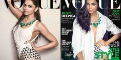 Deepika Padukone Hot Vogue Photoshoot for June 2014