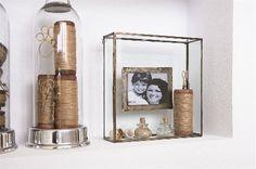 French Glass Photo Box - Rivièra Maison - Fotolijst