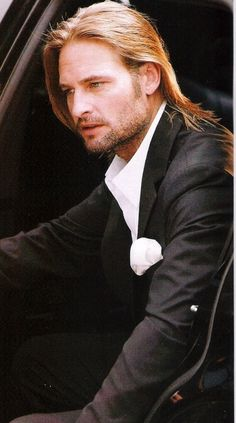 "Josh Holloway...Oh, You Were SO Bad On ""Lost""...But the Mystery & Bits of Tenderness You Showed Us Made Us Fall In Love WIth You...Give Us More...Please!!"