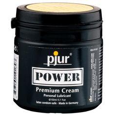 pjur Power Premium Cream. En geleaktig konsistens ment for heftig analsex. http://www.esensual.no/glidemiddel-power-pjur/