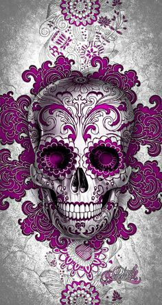 Our Website is the greatest collection of tattoos designs and artists. Find Inspirations for your next Skull Tattoo. Search for more Tattoos. Candy Skulls, Tattoo Studio, Caveira Mexicana Tattoo, Tattoo Crane, Los Muertos Tattoo, Totenkopf Tattoos, Sugar Skull Design, Skull Pictures, Sugar Skull Tattoos