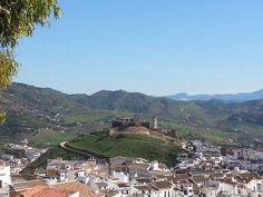 Pueblos de Andalucía / Andalusian villages, by @viveguadalhorce