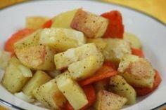 Crispy Norwegian Potatoes