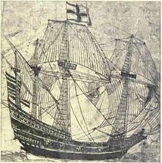 Elizabethan-galleon
