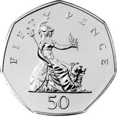 UK 50p coins from 1997 to 2020 Rare British Coins, Fifty Pence Coins, Gold Cost, 50p Coin, Benjamin Bunny, The Gruffalo, Coin Design, Coin Worth, Commemorative Coins