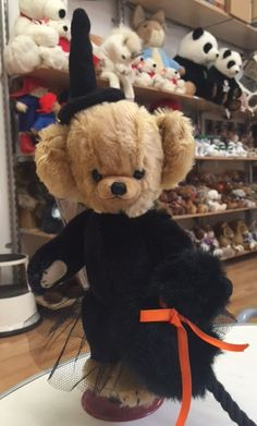 Merrythought T8BEWIT Cheeky Bear - Bewitched